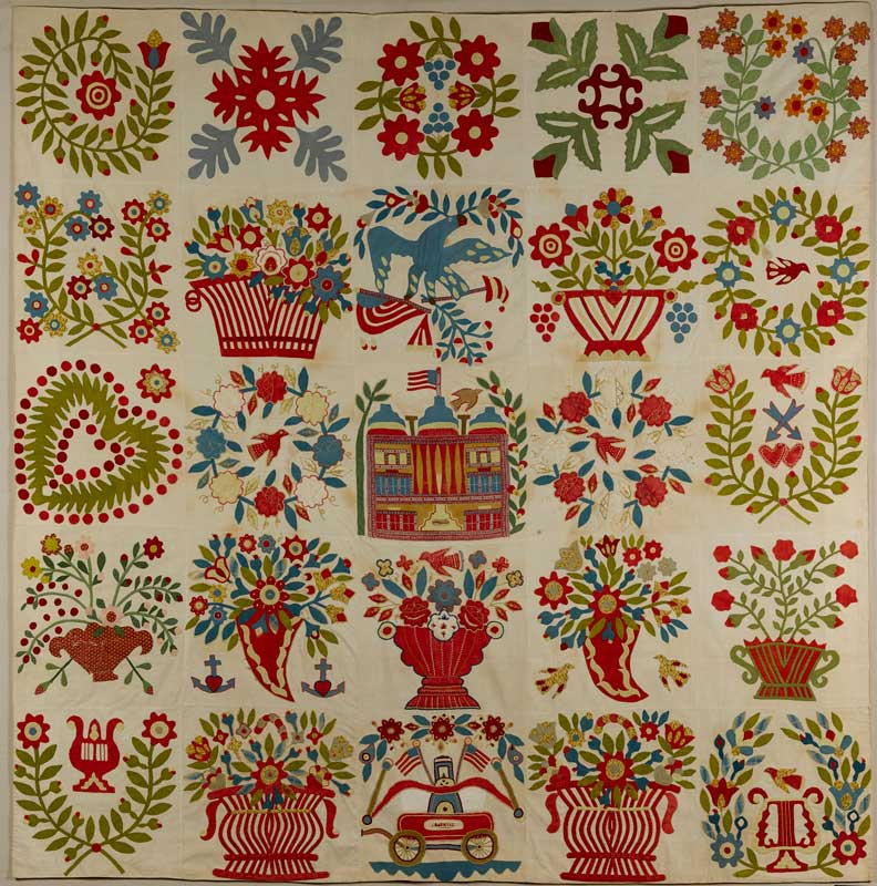 Quilts: Masterworks from the American Folk Art Museum | American ...