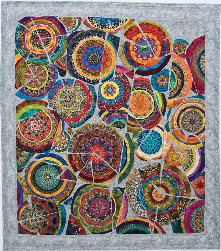 Kaleidoscope Quilts The Art Of Paula Nadelstern