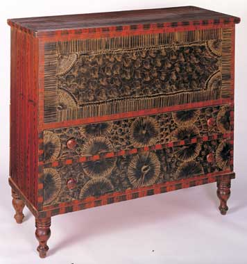 Surface Attraction Painted Furniture From The Collection