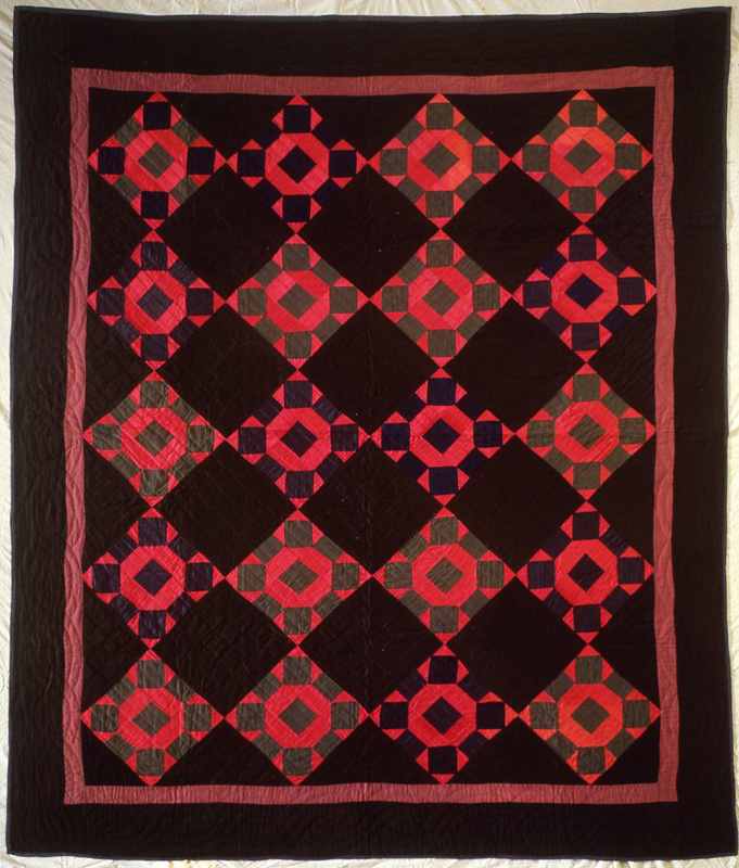 Midwestern amish quilts american folk art museum