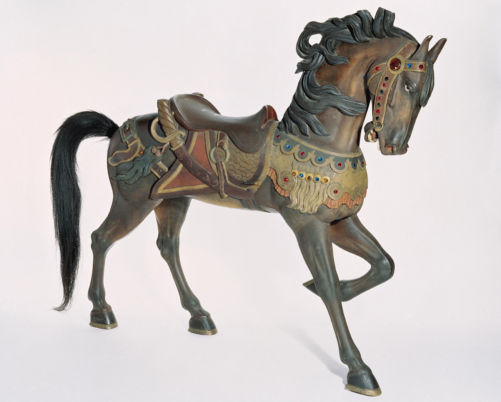 Gilded Lions And Jeweled Horses The Synagogue To The