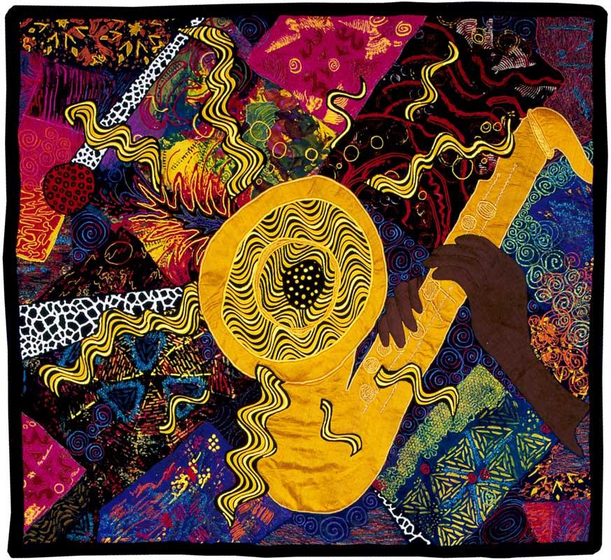 Textural Rhythms Constructing The Jazz Tradition