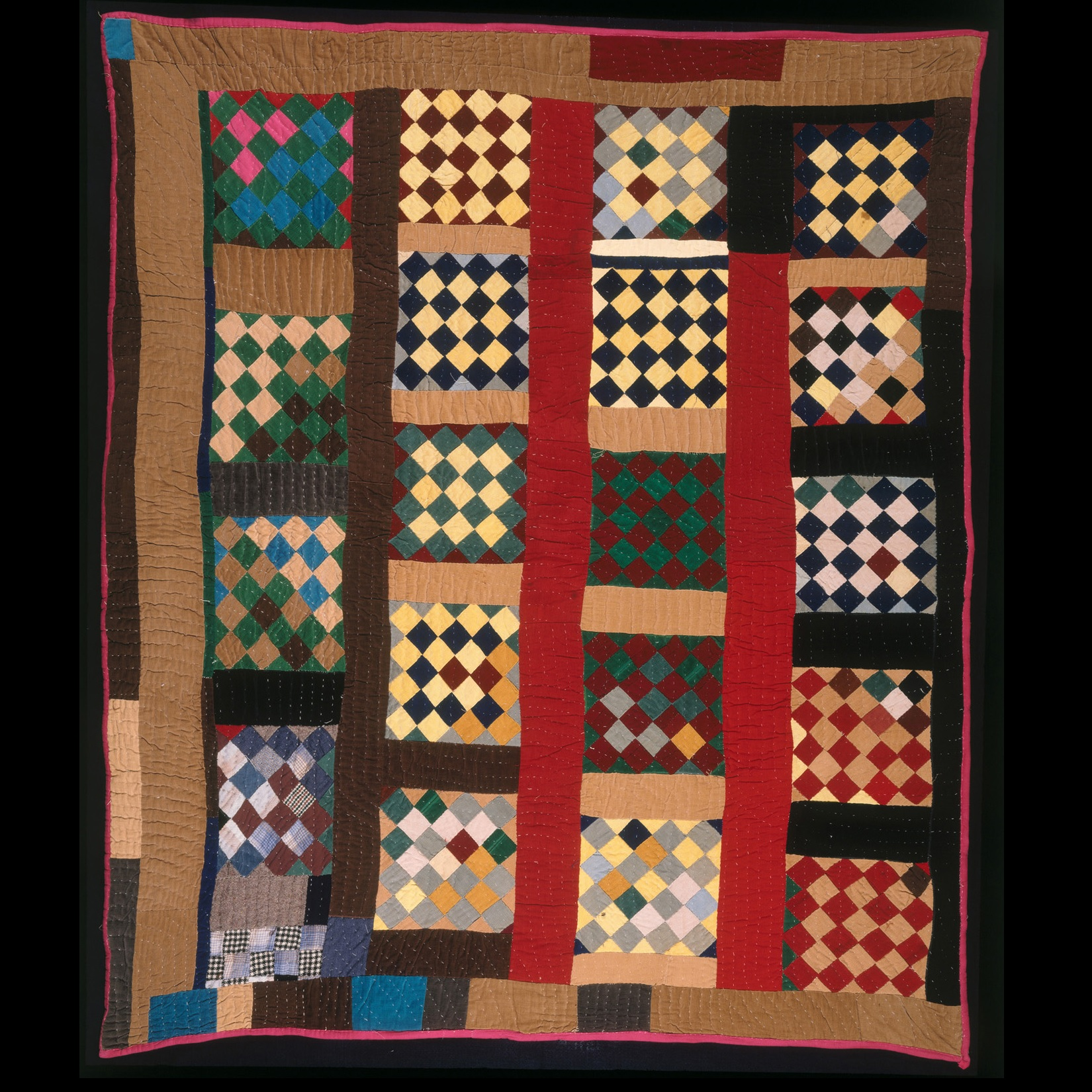 Painted, Pieced, and Padded: Masterwork Quilts from the American ... : padded quilts - Adamdwight.com